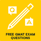 Try Free GMAT Questions