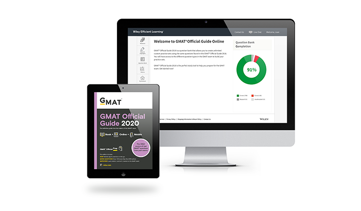 GMAT Official Guide 2020: eBook + Online | mba com