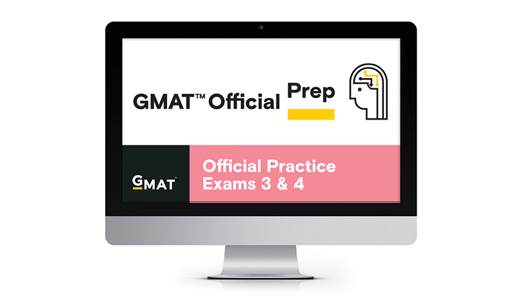 GMAT Official Practice Exams 3 & 4 | mba com