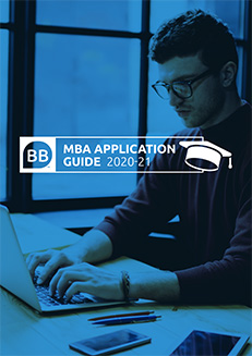 Business Because MBA Application Guide Cover Art