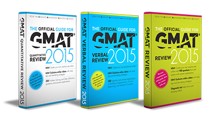 The Basic GMAT® Study Collection