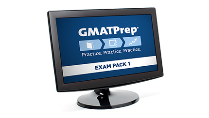 GMATPrep® Exam Pack 1