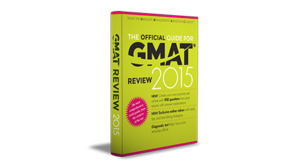 The Official Guide for GMAT® Review, 2015