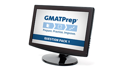GMATPrep® Question Pack 1