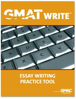 gmat write mba.com web-based essay writing practice tool