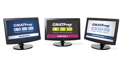 GMATPrep® Software Study Collection