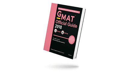 GMAT® Official Guide 2018: Book + Online