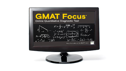 GMAT Focus® Online Quantitative Diagnostic Tool