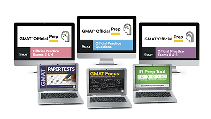 The On Demand GMAT Study Collection